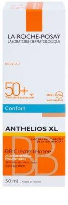 La Roche-Posay Anthelios XL Crema BB nuantatoare SPF 50+ 2