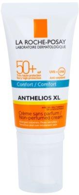 La Roche-Posay Anthelios XL crema confort sin perfume SPF 50+