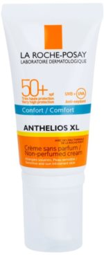 La Roche-Posay Anthelios XL parfümfreie Komfortcreme SPF 50+