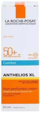 La Roche-Posay Anthelios XL parfümfreie Komfortcreme SPF 50+ 2