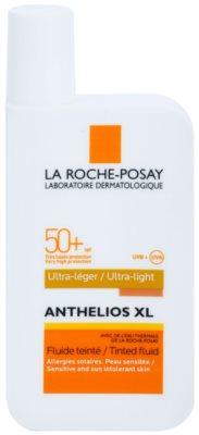 La Roche-Posay Anthelios XL оцветен ултра лек флуид SPF 50+