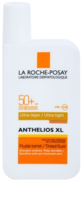 La Roche-Posay Anthelios XL színezett ultrakönnyed fluid SPF 50+