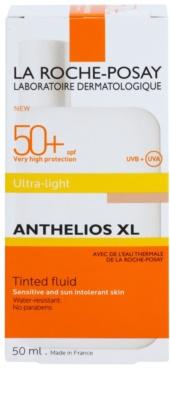 La Roche-Posay Anthelios XL fluido de cor suave SPF 50+ 1
