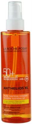 La Roche-Posay Anthelios XL слънцезащитно подхранващо олио SPF 50+