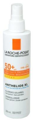 La Roche-Posay Anthelios XL spray pentru bronzat SPF 50+