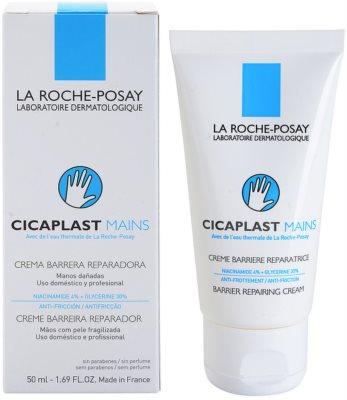 La Roche-Posay Cicaplast Mains creme renovador para mãos 1