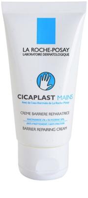 La Roche-Posay Cicaplast Mains obnovitvena krema za roke
