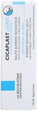 La Roche-Posay Cicaplast Levres Erneuerndes und schützendes Balsam für Lippen 2