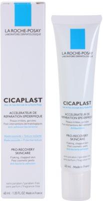 La Roche-Posay Cicaplast feuchtikeitsspendende und weichmachende Creme mit regenerierender Wirkung 2