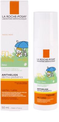 La Roche-Posay Anthelios Dermo-Pediatrics mleczko ochronne dla niemowląt SPF 50+ 2