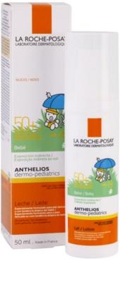 La Roche-Posay Anthelios Dermo-Pediatrics mleczko ochronne dla niemowląt SPF 50+ 3
