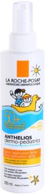 La Roche-Posay Anthelios Dermo-Pediatrics слънцезащитно мляко в спрей SPF 50+