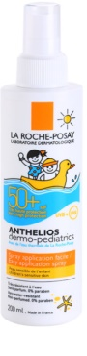 La Roche-Posay Anthelios Dermo-Pediatrics Bräunungsmilch als Spray SPF 50+