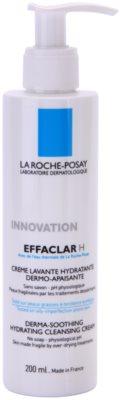 La Roche-Posay Effaclar crema limpiadora hidratante para pieles problemáticas y con acné