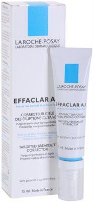 La Roche-Posay Effaclar globinska korektivna nega za problematično kožo, akne 1