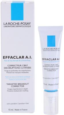 La Roche-Posay Effaclar globinska korektivna nega za problematično kožo, akne 2