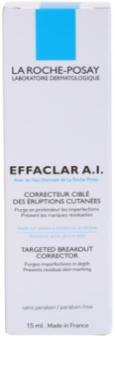 La Roche-Posay Effaclar globinska korektivna nega za problematično kožo, akne 3