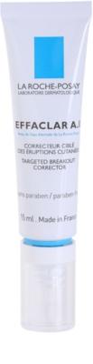 La Roche-Posay Effaclar globinska korektivna nega za problematično kožo, akne