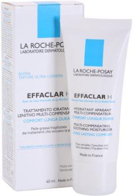 La Roche-Posay Effaclar pomirjevalna in vlažilna krema za problematično kožo, akne 1