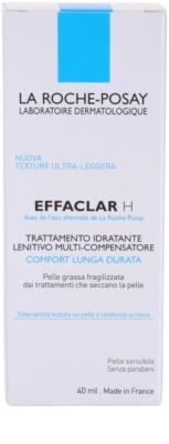 La Roche-Posay Effaclar pomirjevalna in vlažilna krema za problematično kožo, akne 3