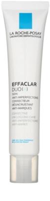 La Roche-Posay Effaclar kijavítása és megújítása az aknés bőr apró hibáit