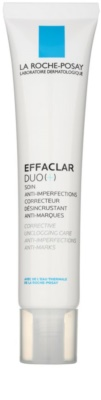 La Roche-Posay Effaclar tratamiento corrector para eliminar imperfecciones y marcas del acné