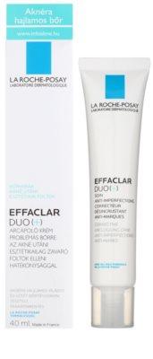 La Roche-Posay Effaclar korekcijska obnovitvena nega proti nepopolnostim kože in madežem po aknah 1