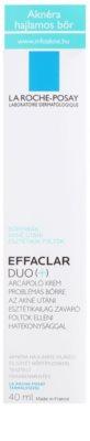 La Roche-Posay Effaclar korekcijska obnovitvena nega proti nepopolnostim kože in madežem po aknah 2