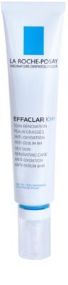 La Roche-Posay Effaclar crema matifiere proaspătă pentru ten gras si problematic