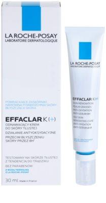 La Roche-Posay Effaclar свеж матиращ крем за мазна и проблемна кожа 2