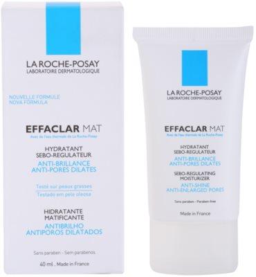 La Roche-Posay Effaclar zmatňující emulze pro mastnou a problematickou pleť 2