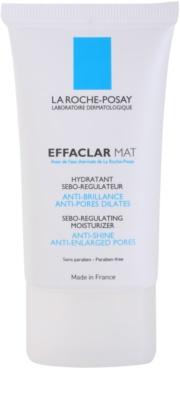 La Roche-Posay Effaclar emulsión matificante para pieles grasas y problemáticas