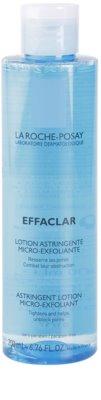 La Roche-Posay Effaclar loção facial adstringente para pele oleosa e problemática