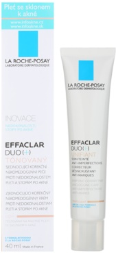 La Roche-Posay Effaclar krem tonujący ujednolicający niedoskonałości skóry i ślady trądziku 1