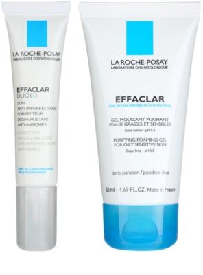 La Roche-Posay Effaclar coffret IX.