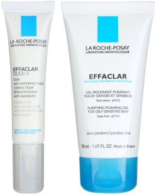 La Roche-Posay Effaclar zestaw kosmetyków IX.
