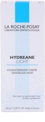 La Roche-Posay Hydreane Legere hidratante leve para pele sensível 3