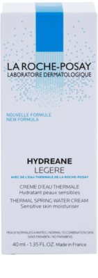 La Roche-Posay Hydreane Legere lehký hydratační krém pro citlivou pleť 4