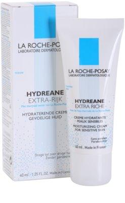 La Roche-Posay Hydreane Riche intensywnie nawilżający krem do wrażliwej bardzo suchej skóry 1