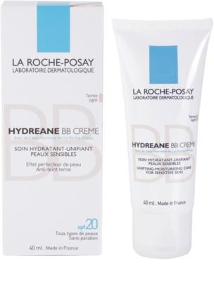 La Roche-Posay Hydreane BB tonisierende hydratierende Creme SPF 20 2
