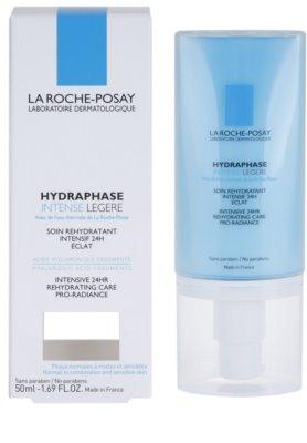 La Roche-Posay Hydraphase intensive, hydratisierende Creme für normale Haut und Mischhaut 1