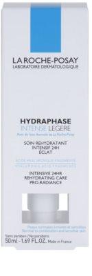 La Roche-Posay Hydraphase intensive, hydratisierende Creme für normale Haut und Mischhaut 2