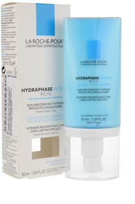La Roche-Posay Hydraphase intensive, hydratisierende Creme für trockene Haut 1