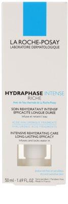 La Roche-Posay Hydraphase intensive, hydratisierende Creme für trockene Haut 2