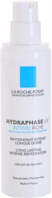 La Roche-Posay Hydraphase intenzivna vlažilna krema za suho kožo SPF 20 1
