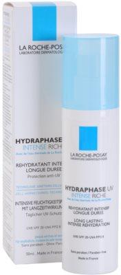 La Roche-Posay Hydraphase intenzivní hydratační krém pro suchou pleť SPF 20 2