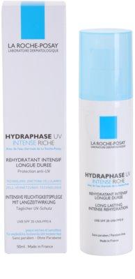 La Roche-Posay Hydraphase intenzivna vlažilna krema za suho kožo SPF 20 3