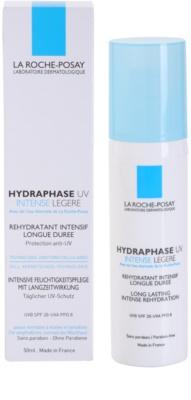 La Roche-Posay Hydraphase creme intensivo hidratante SPF 20 3