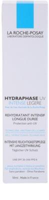 La Roche-Posay Hydraphase creme intensivo hidratante SPF 20 4