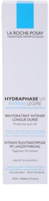 La Roche-Posay Hydraphase intenzivna vlažilna krema SPF 20 4